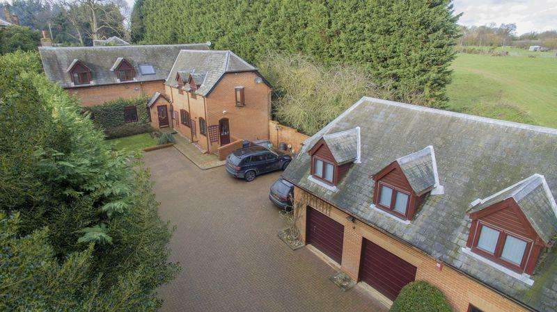 5 Bedrooms Detached House for sale in Maulden Road, Ampthill