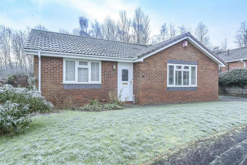 2 Bedrooms Detached Bungalow for sale in Madebrook Close, Sutton Hill, Telford, Shropshire