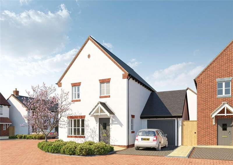 3 Bedrooms Semi Detached House for sale in The Langbourn, The Paddocks, Bourne End, Hertfordshire, HP1