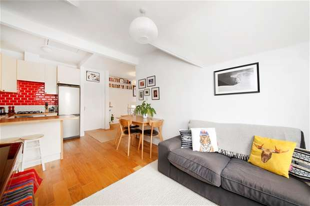 2 Bedrooms Flat for sale in Deronda Road, Herne Hill