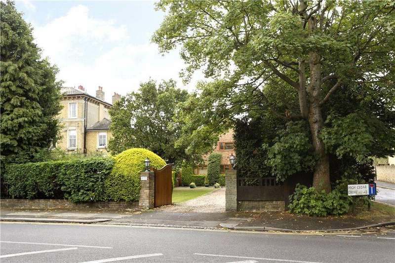 6 Bedrooms Land Commercial for sale in Copse Hill, Wimbledon, SW20