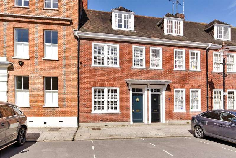 3 Bedrooms Terraced House for sale in 25 Park Street, Windsor, Berkshire, SL4