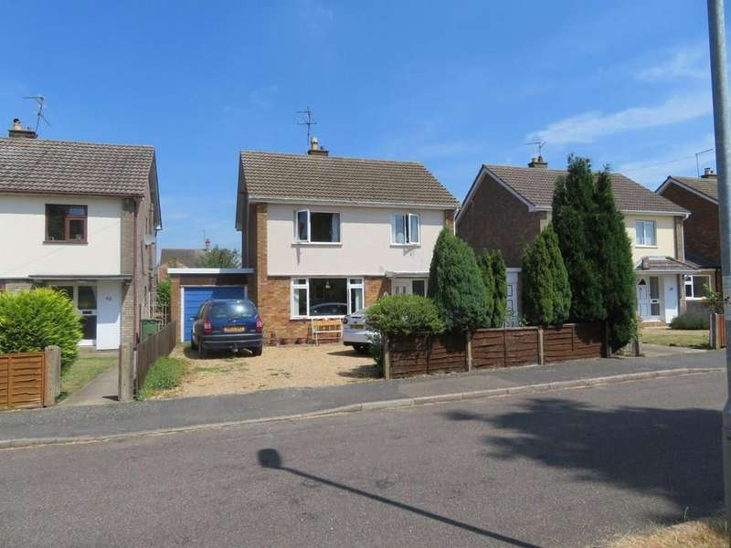 3 Bedrooms House for sale in Saxon Road, Whittlesey, Peterborough