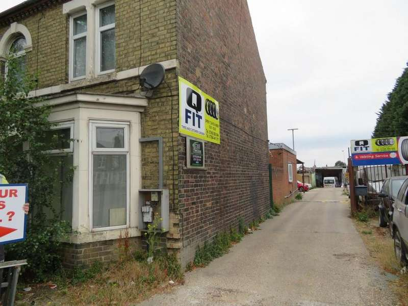 Plot Commercial for sale in St. Pauls Road, Peterborough
