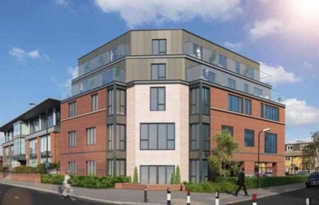 1 Bedroom Apartment Flat for sale in Mercury House, 8 Bath Road,, slough