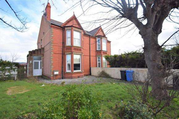 5 Bedrooms Apartment Flat for sale in Rhuddlan Road, Rhyl