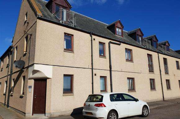 2 Bedrooms Apartment Flat for sale in Branderburgh Quay, Lossiemouth