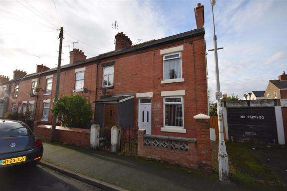 2 Bedrooms Property for sale in Princess Street, Wrexham