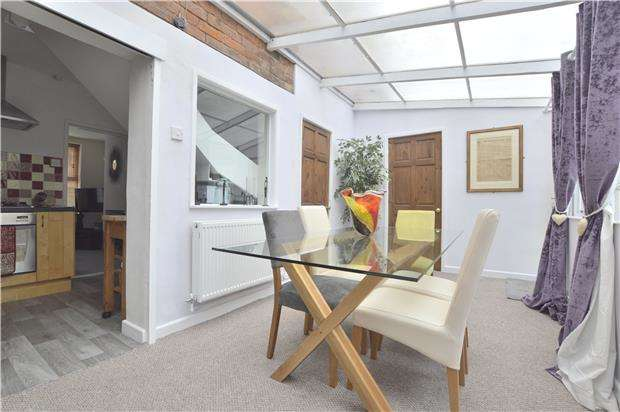 2 Bedrooms End Of Terrace House for sale in East Street, TEWKESBURY, Gloucestershire, GL20 5NR