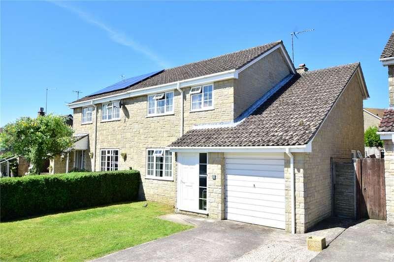 4 Bedrooms Semi Detached House for sale in Quarry Lane, Longburton, Sherborne, DT9