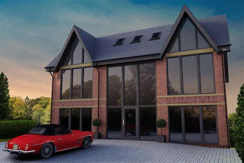 1 Bedroom Detached House for sale in Chatsworth Road, Worsley, Manchester, M28 2WS
