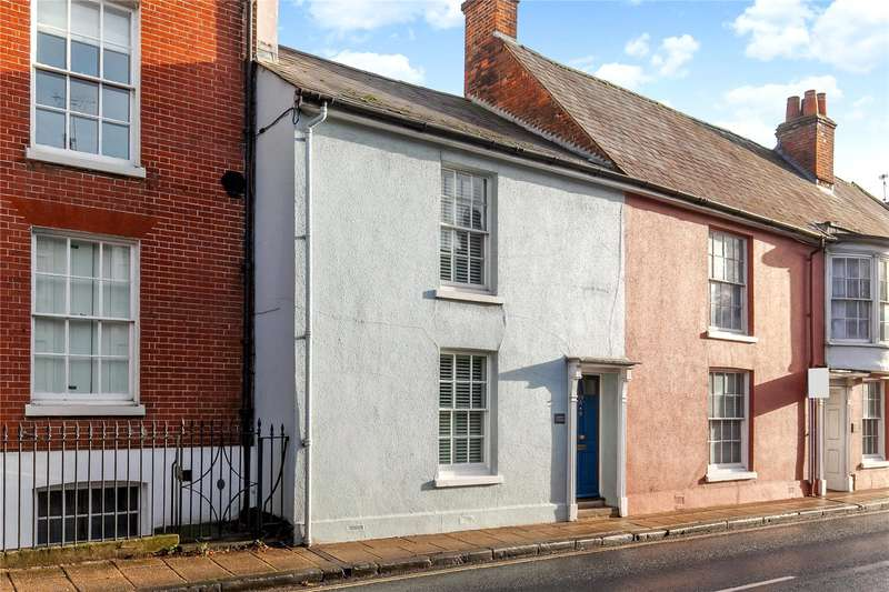 4 Bedrooms Terraced House for sale in St. Cross Road, Winchester, Hampshire, SO23