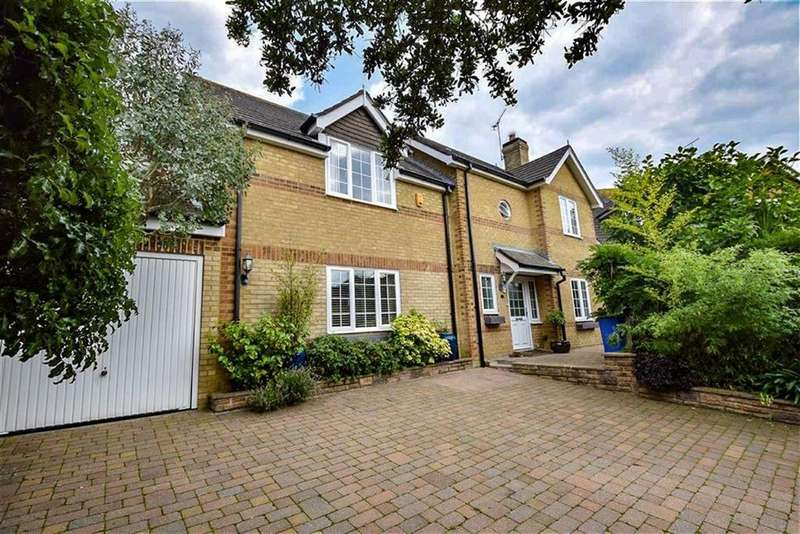 6 Bedrooms Detached House for sale in Darwell Close, St Leonards-on-sea, East Sussex