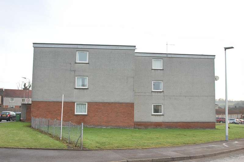 2 Bedrooms Flat for sale in Park Street, Tillicoultry FK13