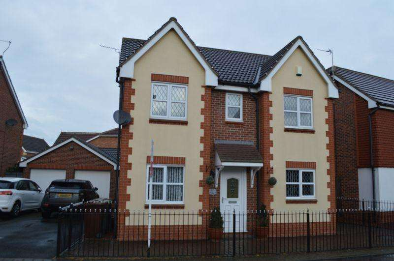 4 Bedrooms Detached House for sale in Royal Birkdale Way, Normanton