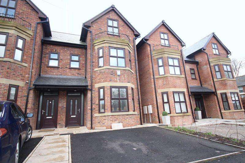 4 Bedrooms Town House for sale in Knowl Court, Knowle Avenue, Ashton