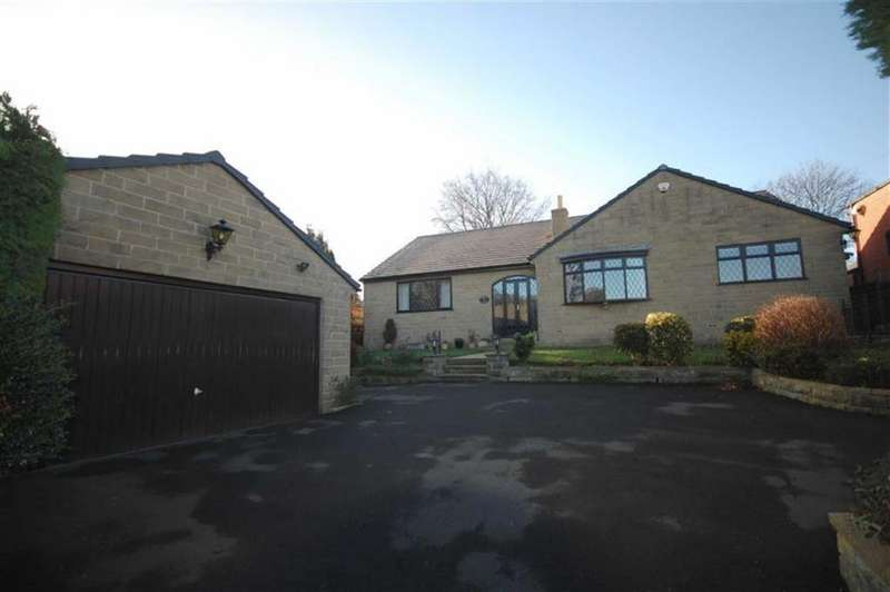 3 Bedrooms Detached Bungalow for sale in Pinfold Lane, Mirfield, WF14