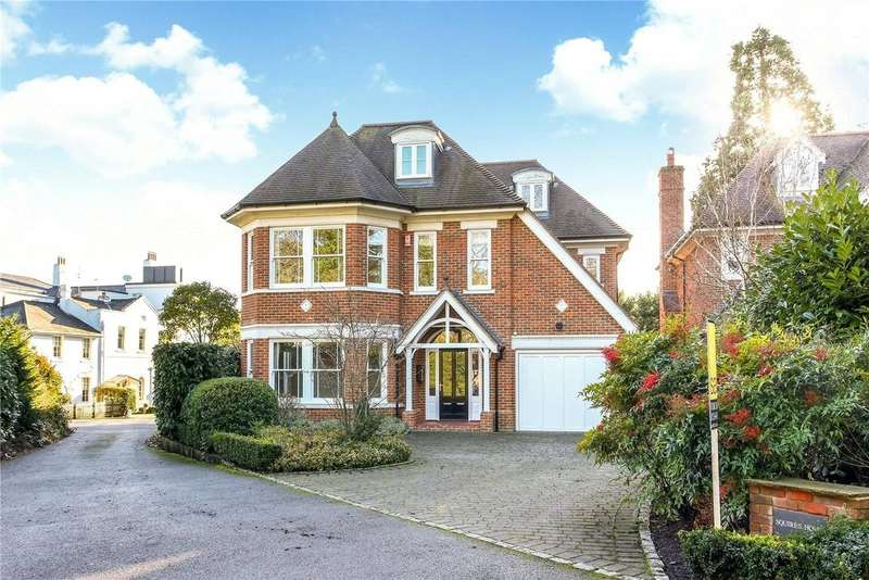 5 Bedrooms Detached House for sale in Queens Hill, London Road, Ascot, Berkshire, SL5