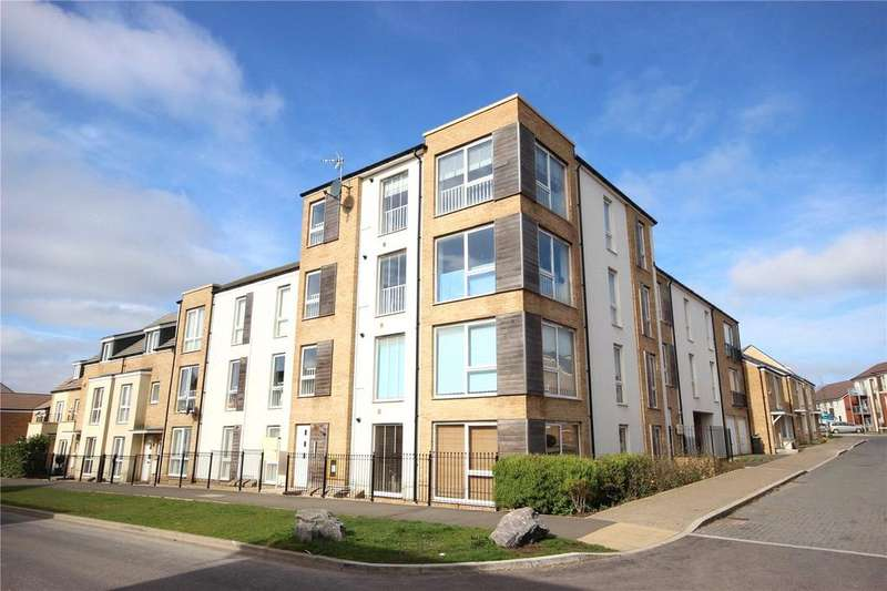 2 Bedrooms Apartment Flat for sale in Eighteen Acre Drive, Charlton Hayes, Bristol, BS34