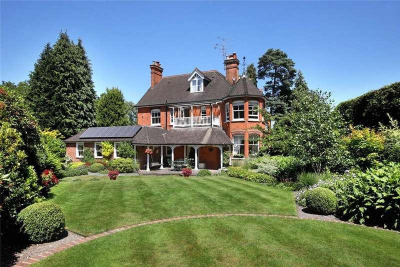 3 Bedrooms Flat for sale in Tranquillity, Woodlands Ride, Ascot, Berkshire, SL5