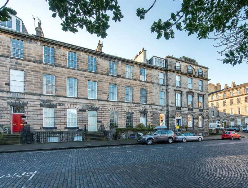 3 Bedrooms Apartment Flat for sale in Drummond Place, Edinburgh, Midlothian