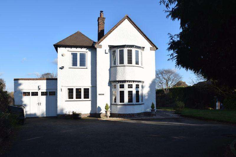 5 Bedrooms Detached House for sale in Stafford Road, Bloxwich, Walsall