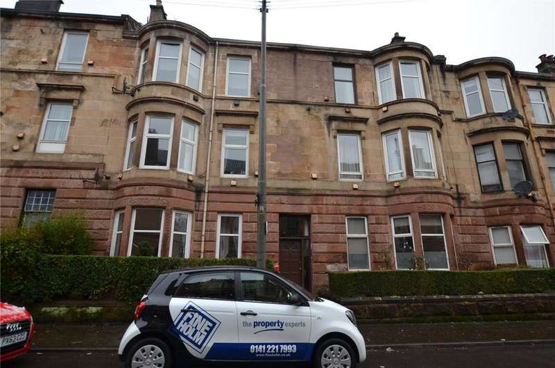 2 Bedrooms Flat for sale in Kirkwood Street, Glasgow, G51