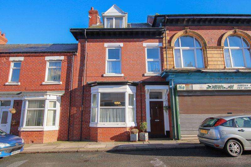 5 Bedrooms Terraced House for sale in High Street, Boosbeck