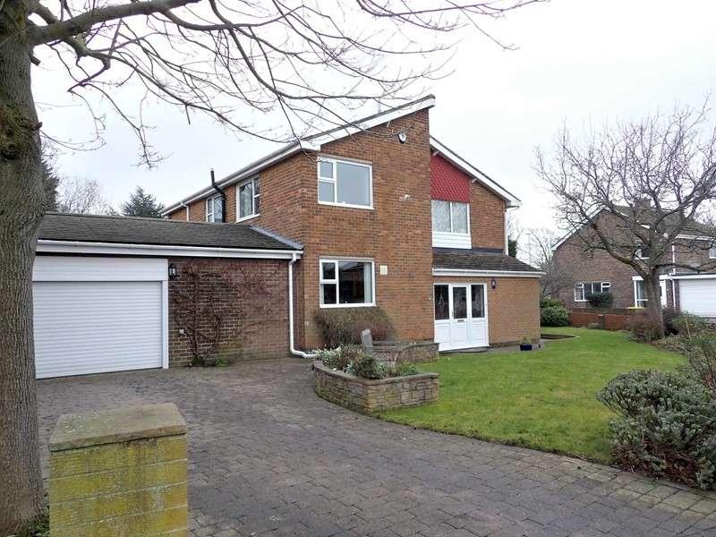 4 Bedrooms Property for sale in Sandgrove, Cleadon, Sunderland, Tyne and Wear, SR6 7RL