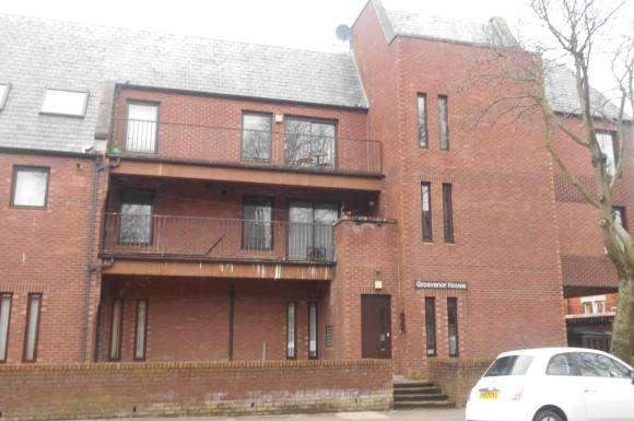 2 Bedrooms Flat for rent in Grosvenor House, Warwick Square, Carlisle, Cumbria, CA1