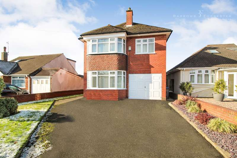 4 Bedrooms Detached House for sale in Brandhall Road, Oldbury, B68