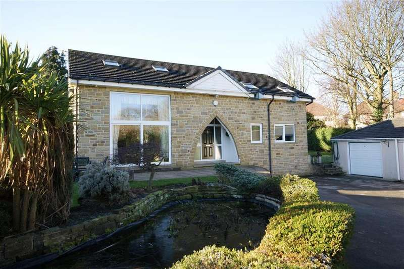4 Bedrooms Detached House for sale in Lower Green Acre, 78B Bramley Lane, Halifax