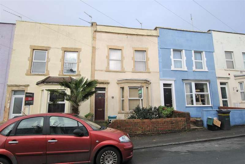 2 Bedrooms Terraced House for sale in Green Street, Totterdown