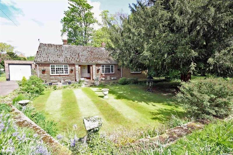 4 Bedrooms Detached Bungalow for sale in Lovell Road, Oakley