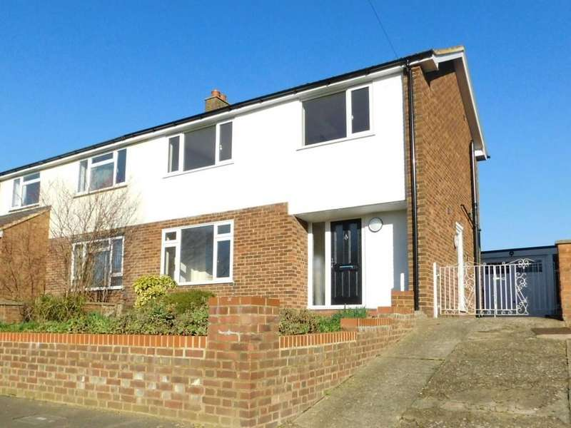 3 Bedrooms Semi Detached House for sale in Primrose Lane, Arlesey, Beds SG15 6RD