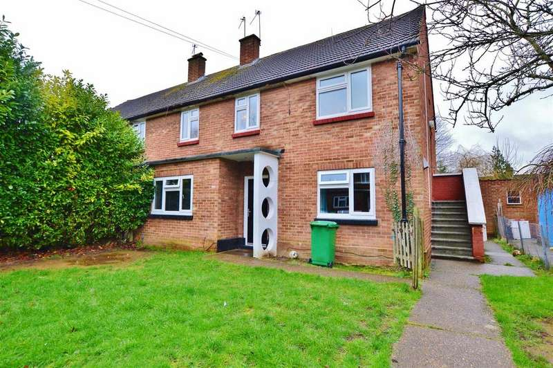 2 Bedrooms Maisonette Flat for sale in Coniston Crescent, Slough