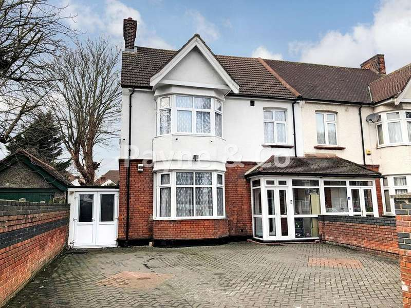 5 Bedrooms Semi Detached House for sale in Tillotson Road, ILFORD, IG1