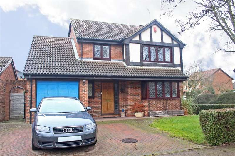 4 Bedrooms Detached House for sale in Wyton, Welwyn Garden City, Hertfordshire