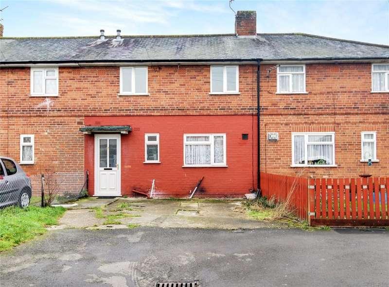 3 Bedrooms Terraced House for sale in Laburnum Gardens, Reading, Berkshire, RG2