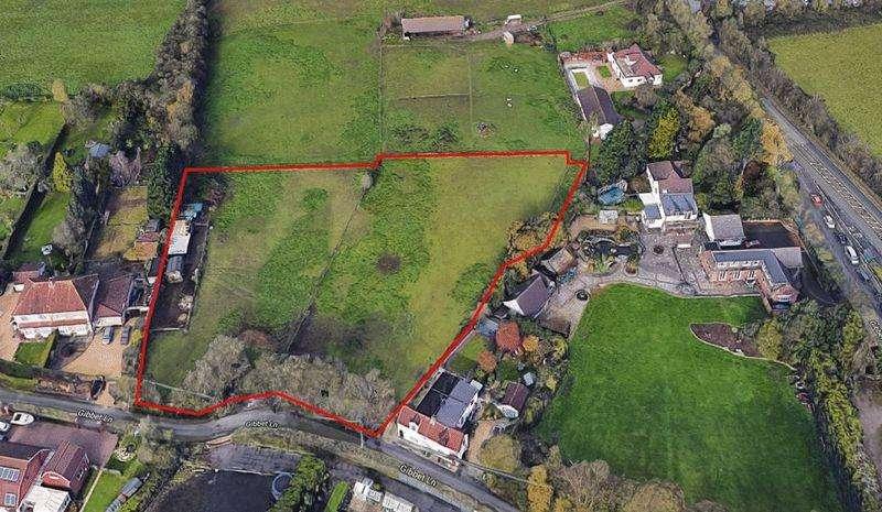 Land Commercial for sale in Stables/Yard 0.75 acres at Gibbet Lane, Bristol