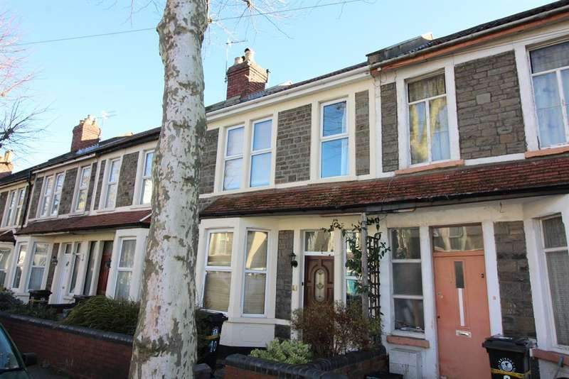 4 Bedrooms Terraced House for sale in Parnall Road, Fishponds, Bristol, BS16 3JG