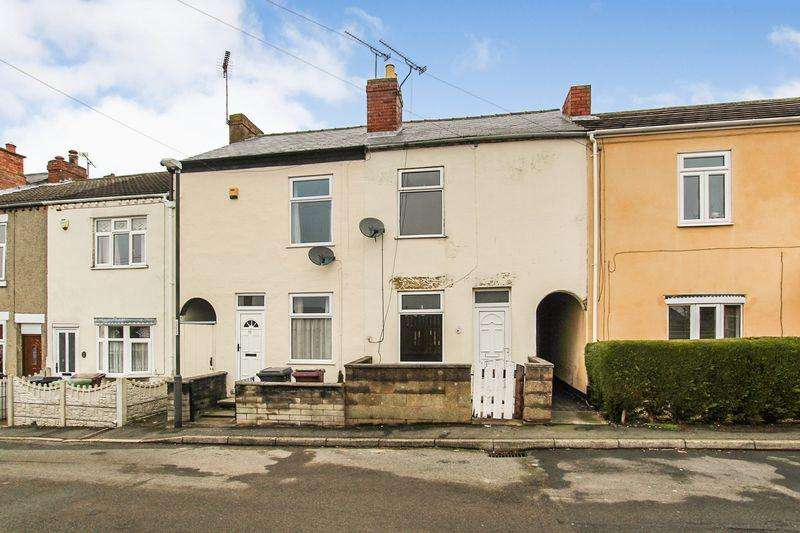 2 Bedrooms Terraced House for sale in Bright Street, South Normanton, Alfreton