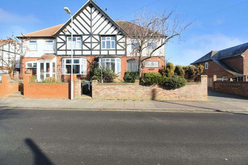 4 Bedrooms Semi Detached House for sale in Capron Road, Luton