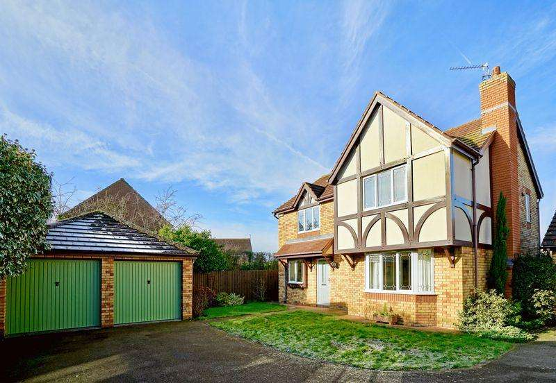 4 Bedrooms Detached House for sale in Godmanchester