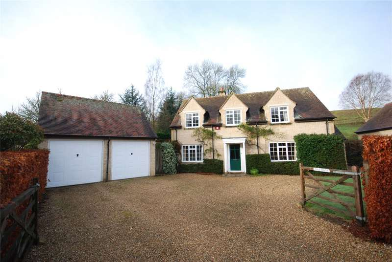 4 Bedrooms Detached House for sale in The Street, Teffont, Salisbury, Wiltshire, SP3