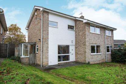 4 Bedrooms Detached House for sale in Kestrel Close, Chipping Sodbury, Bristol, South Gloucestershire