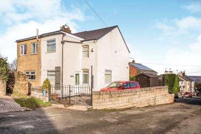 2 Bedrooms Semi Detached House for sale in Summerhill, New Brighton Road, Bagillt, Flintshire, CH6