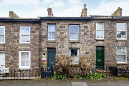 3 Bedrooms Terraced House for sale in Penzance, Cornwall, .