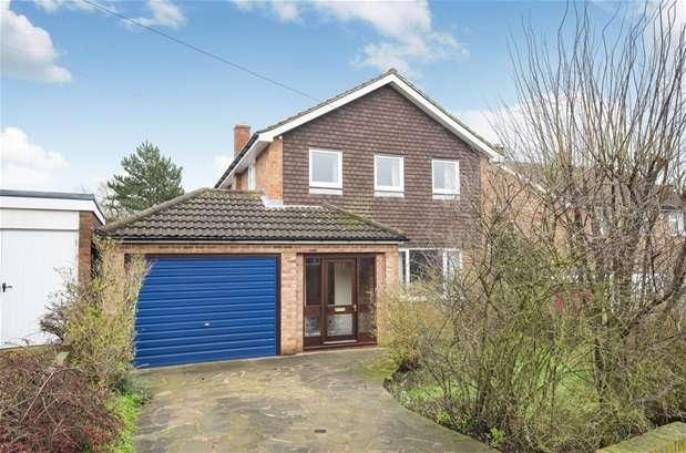 3 Bedrooms Detached House for sale in Larkway, Bedford