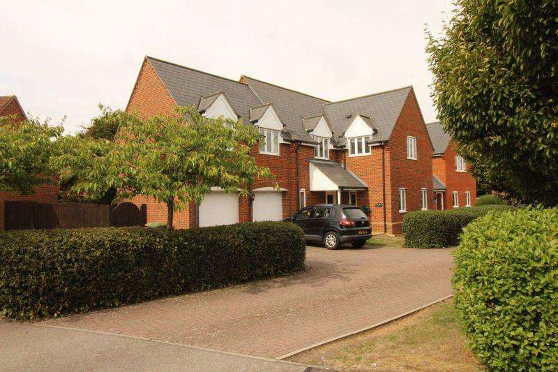5 Bedrooms Detached House for sale in Lewenscroft, Astwood